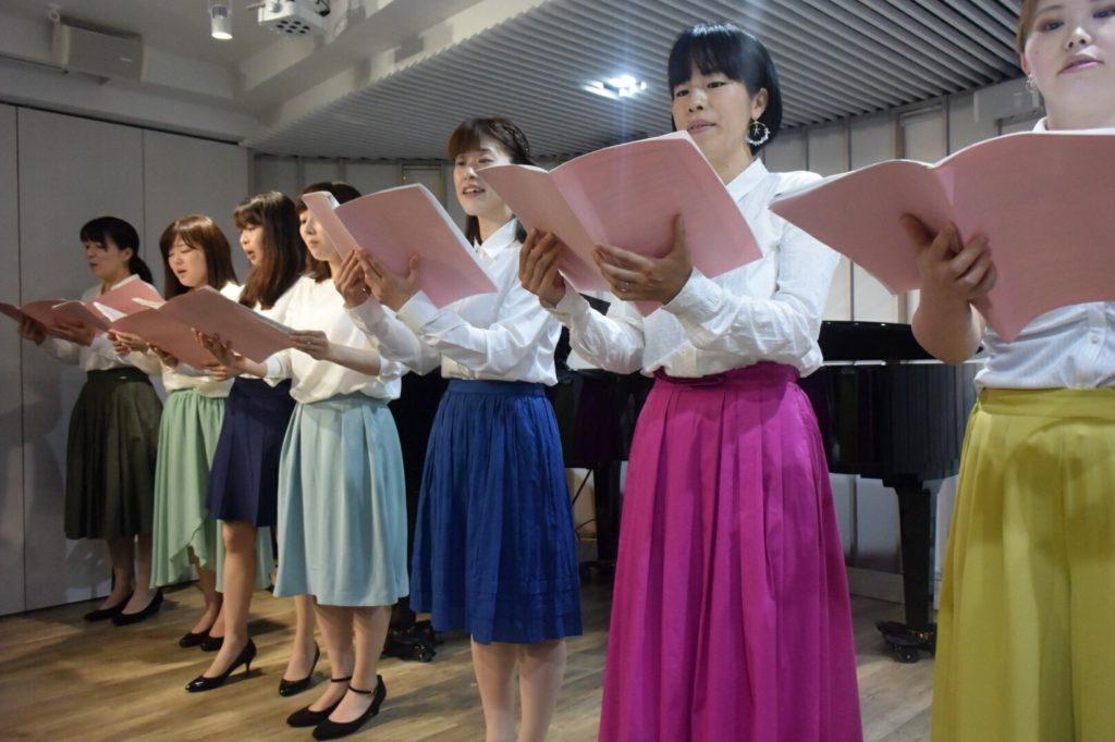 合唱クラス