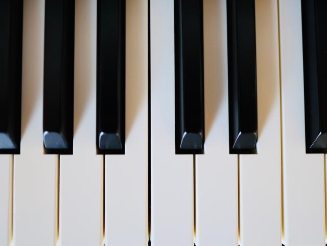 子どもピアノレッスン
